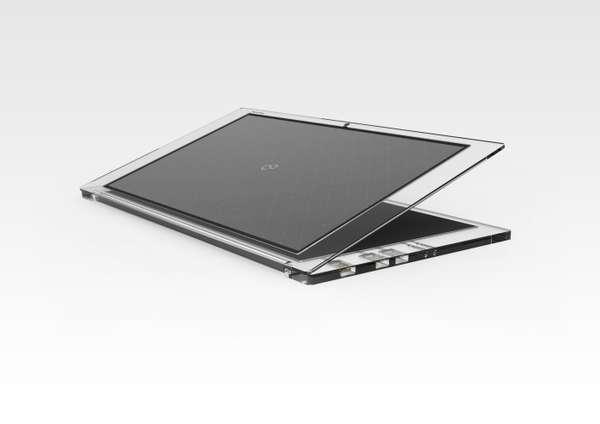 Sun-Powered Laptops