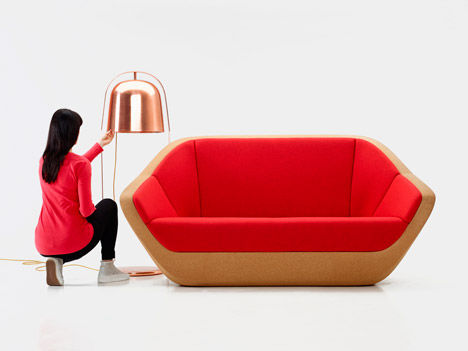 Comfy Cork Couches
