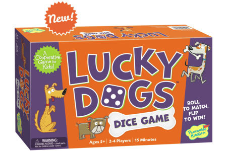 Cooperative Dice Games : Lucky Dogs Dice Game