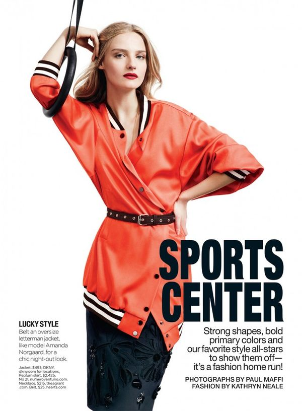 Chicly Athletic Editorials