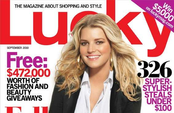 lucky september jessica simpson