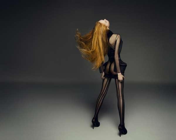 Redhead Vixen Editorials