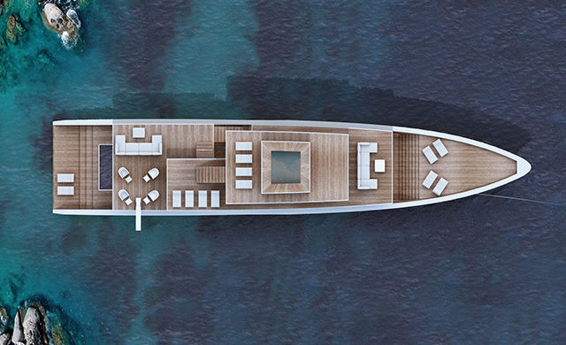 Fashionable Luxury Yachts