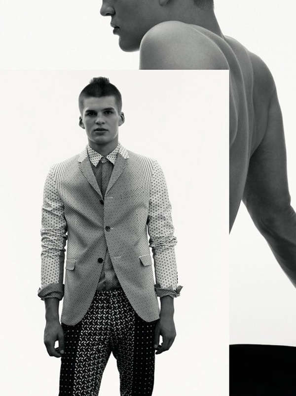 Elegant Monochromatic Editorials