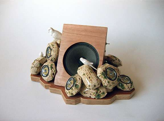 Ceramic Sound Stations