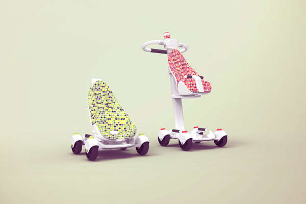 Adaptable Infant Capsules