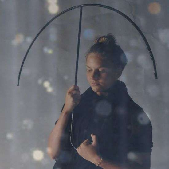 Lulin Ding Defence Umbrella