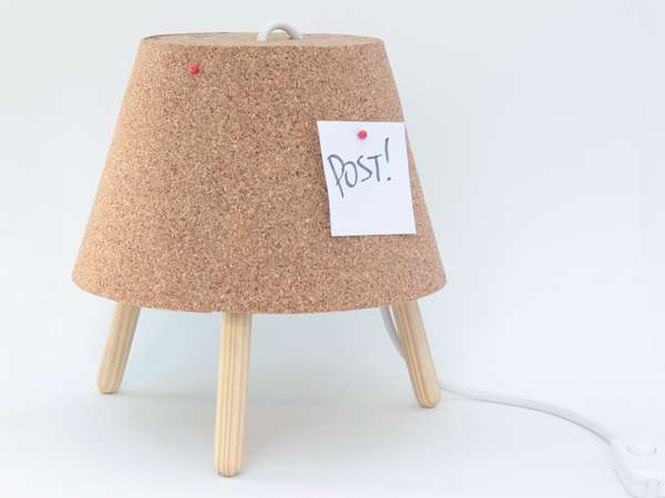 Pinboard Table Lamps