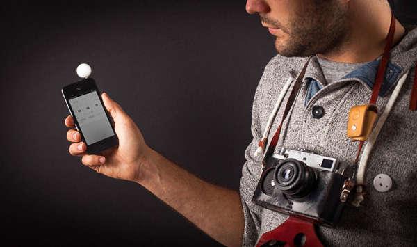 Smartphone Light Measurers