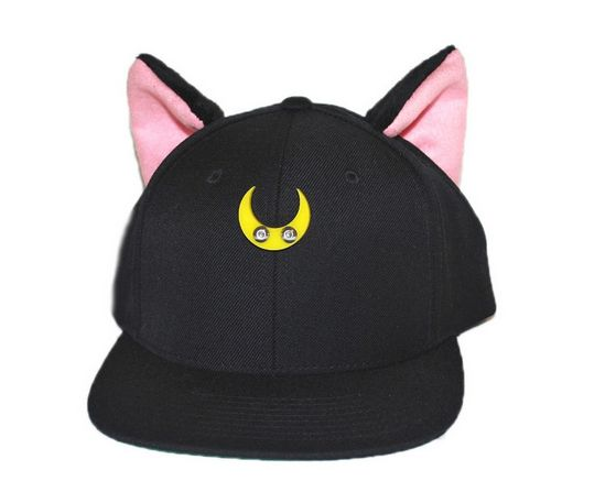 Throwback Anime Kitty Hats