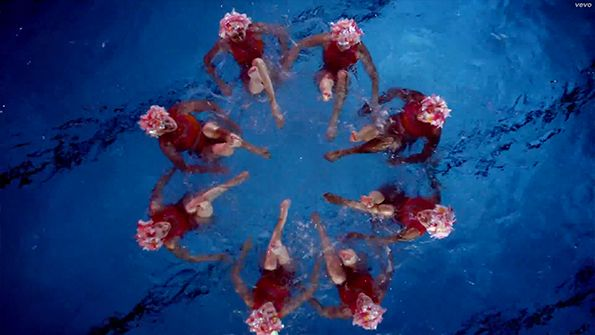 Synchronized Swimming Music Videos