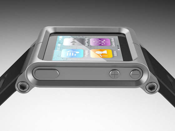 Multi-Touch Nano Watches