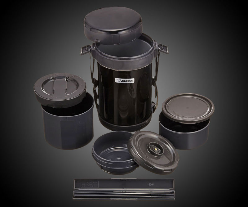 Compartmentalized Lunch Containers
