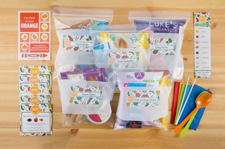 Pre-Packaged Lunch Kits