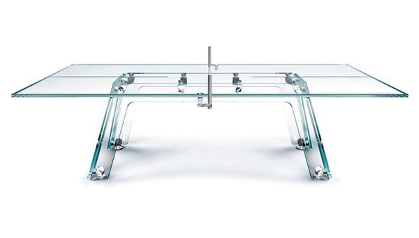Transparent Table Tennis