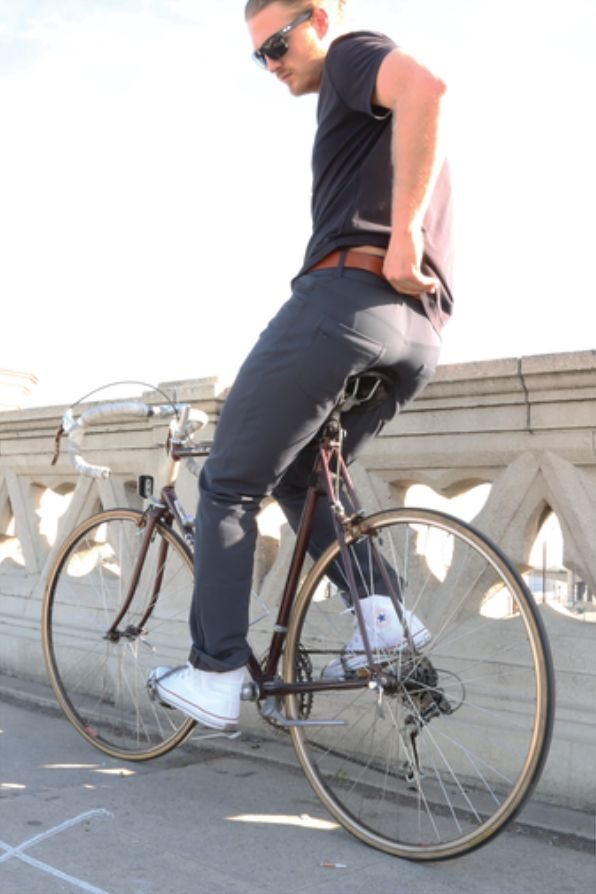 Sophisticated Cycling Apparel
