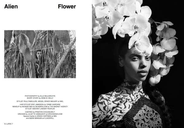 Exotic Foliage Editorials