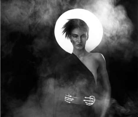 Haunting Moonlight Editorials
