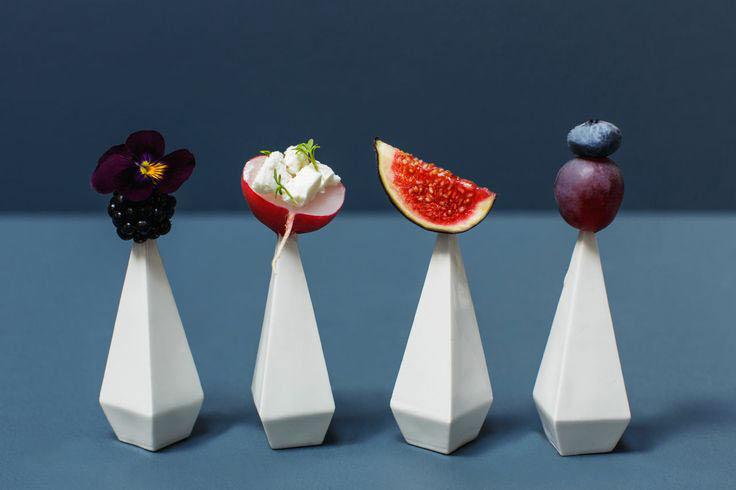 Food-Piercing Platters