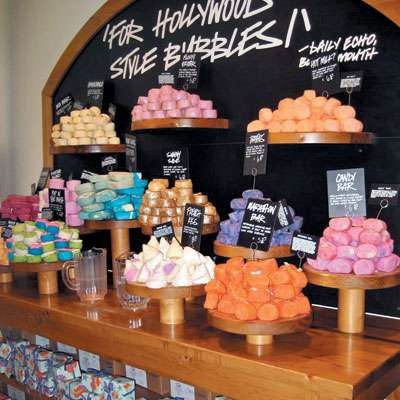 Guilt-Free Cosmetics &#8211; LUSH Treats Your Body (and the Earth) to a Delicious Cosmetic Line