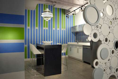 Whimsical Office Interiors