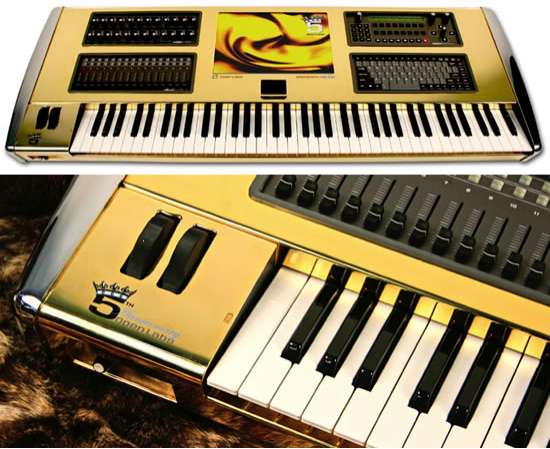 Pure Gold Instruments
