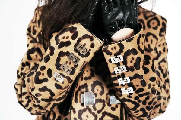 Ferocious Feline Jackets