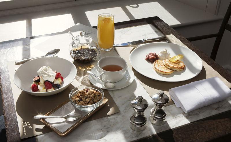 Branded Breakfast Menus