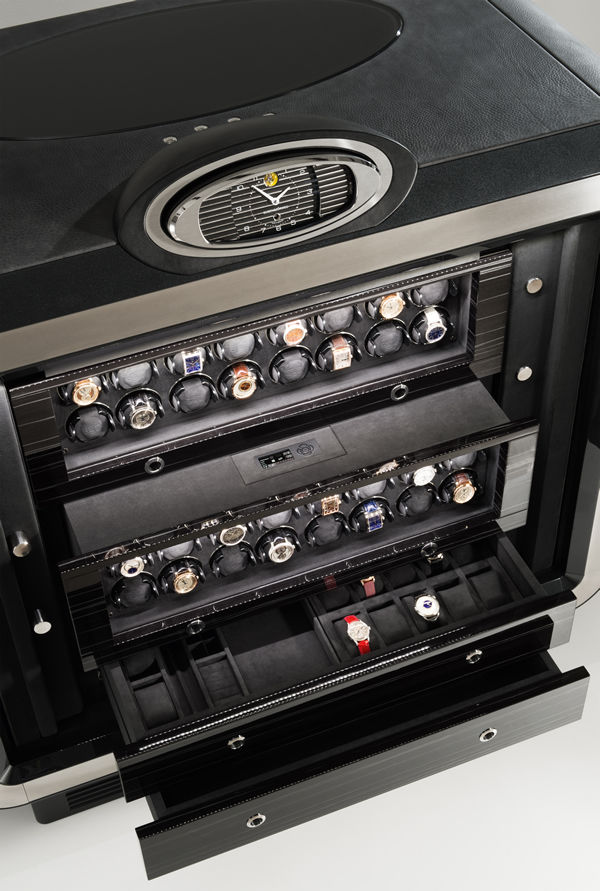 High-End Luxury Safes
