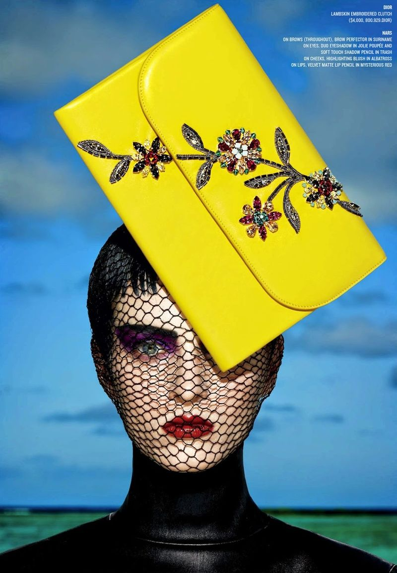 Surrealist Accessory Editorials