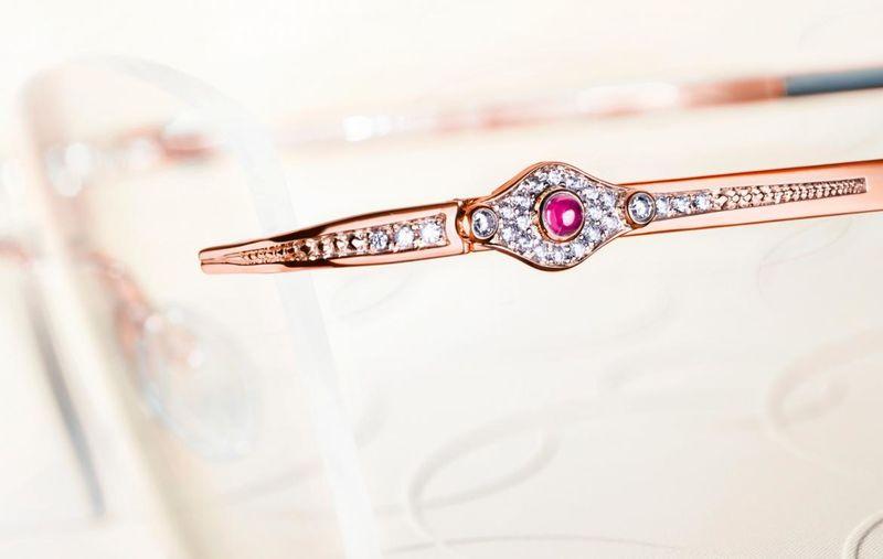 Jewel-Encrusted Glasses