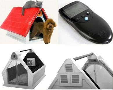 High Tech Pet Homes