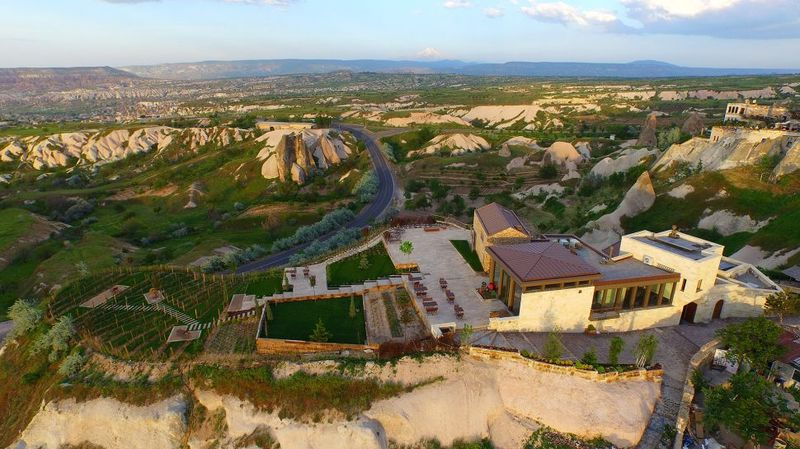 Sustainable Luxury Villas