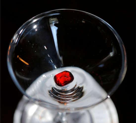 $40,000 Gem-Adorned Cocktails