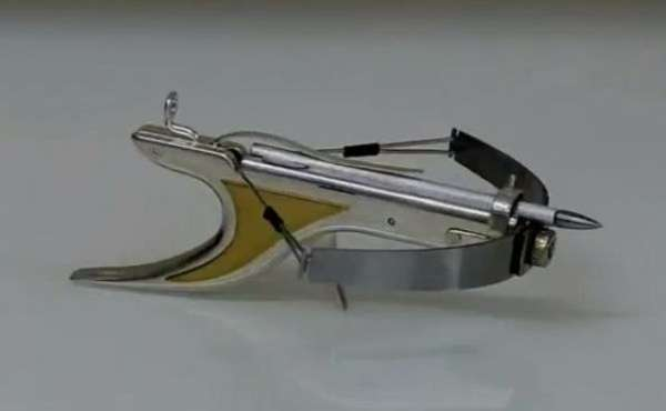 Palm-Sized Crossbows