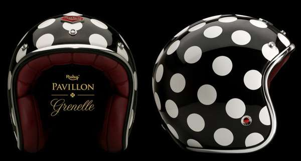 Luxury Motorcycle Helmets