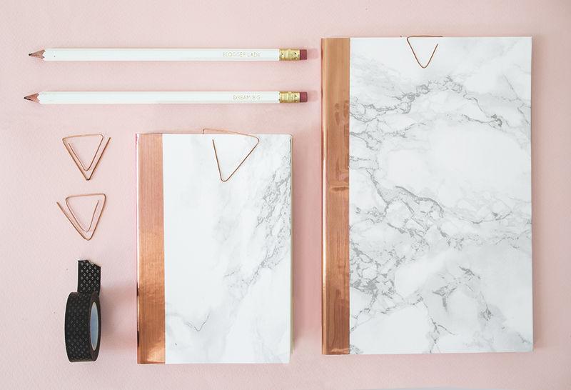 DIY Luxury Notebooks