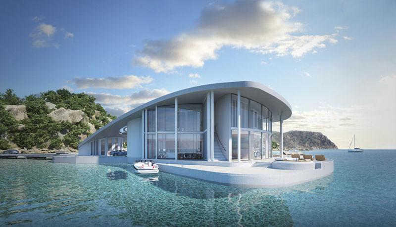 Floating Luxury Residences