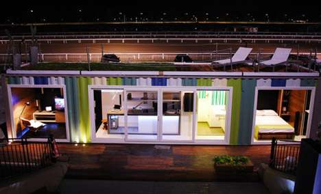Highlife Container Housing