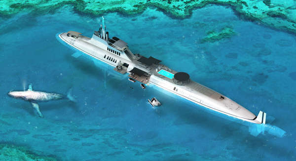 Excessive Luxury Submarines