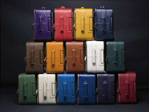 Color Coded Travel Cases