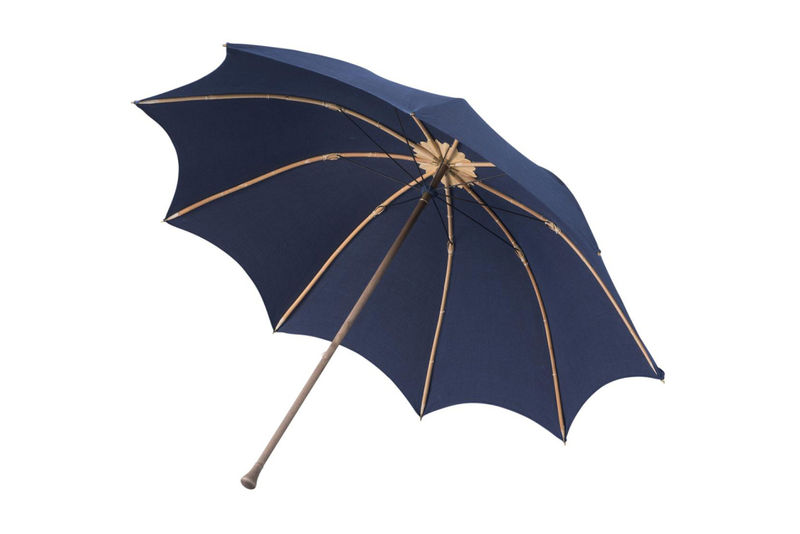 Artisanal Luxury Umbrellas