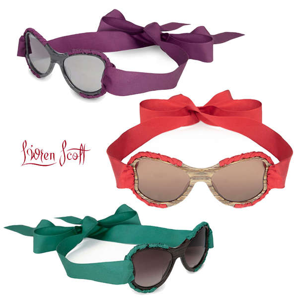 Bright Goggle-Like Sunnies