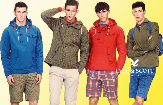 Lyle & Scott Spring/Summer 2012