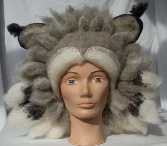 Wolf Hair Hats