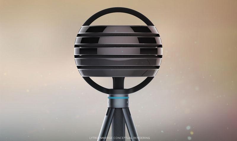 Virtual Reality Video Cameras