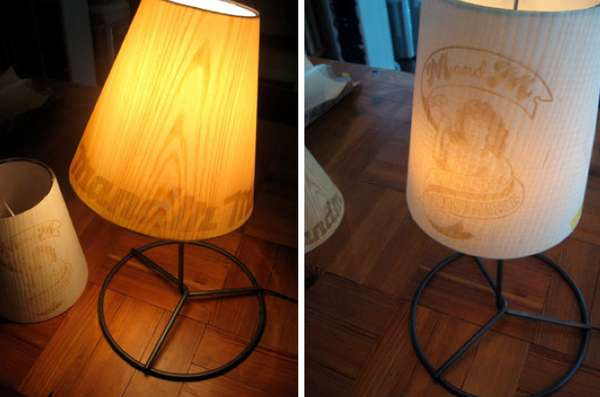 Fluted Floor Lamps
