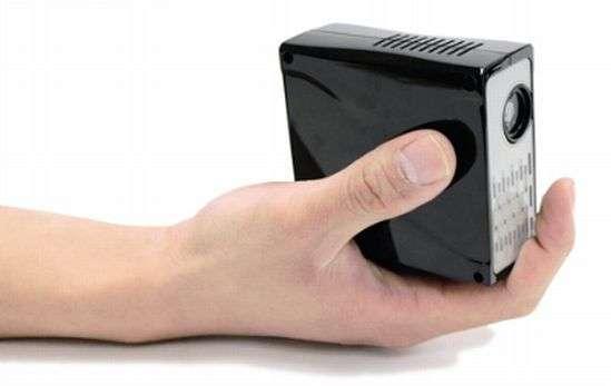Compact Micro Projectors