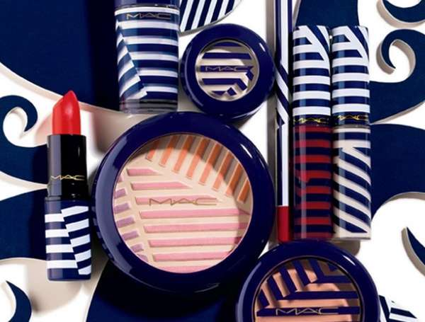 mac cosmetics 2012 marine
