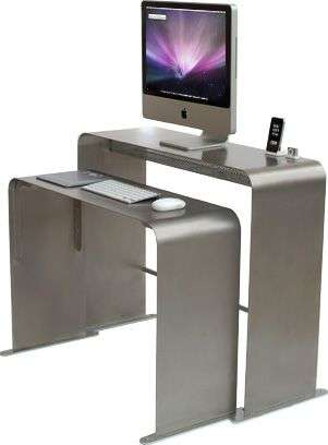 Sleek Mac Table